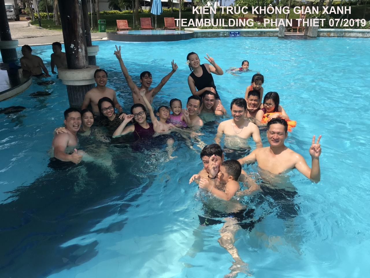 KGX - teambuilding 2019
